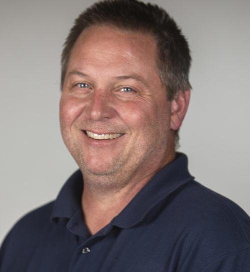 Professional headshot of Chad Vickers